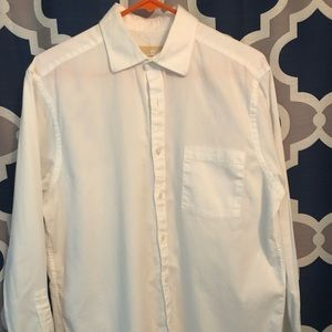 Michael Kors button down dress shirt